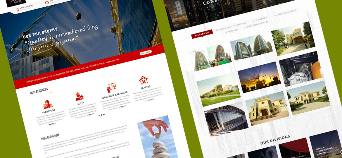 UAE Web Designer Website design 10