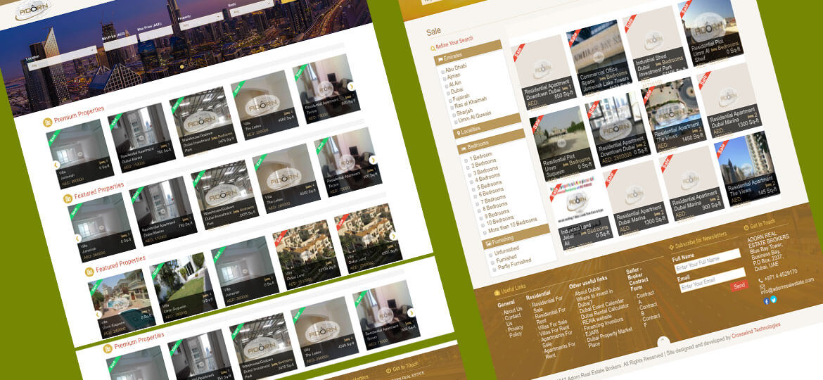 UAE Web Designer Website design 6